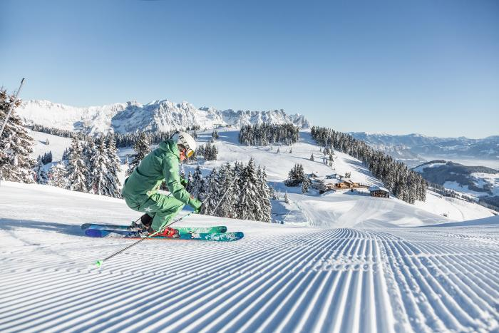Appartments Weiss - Skifahren in der SkiWelt Wilder Kaiser